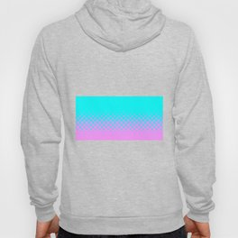Blue To Pink Hoody