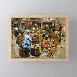 Robert Frederick Blum The Ameya Framed Mini Art Print