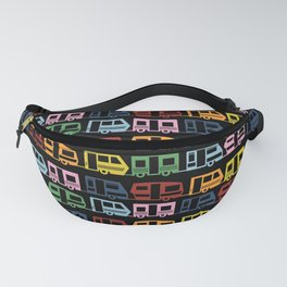 Camp Black Fanny Pack