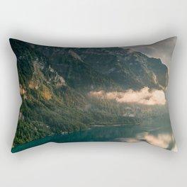 Swiss Beauty Rectangular Pillow