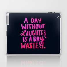 Laughter Laptop & iPad Skin