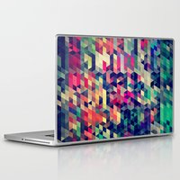 blanket Laptop & iPad Skins featuring Atym by Spires