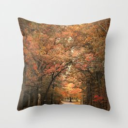 Grove of Memories Throw Pillow