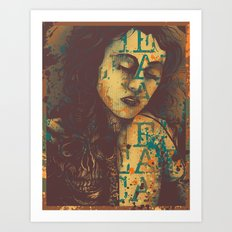 The Great Decay Art Print
