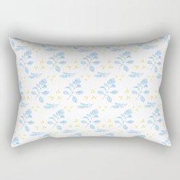 Lavender and Sandalwood Rectangular Pillow