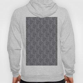 Amsterdam Pattern - Grey Hoody
