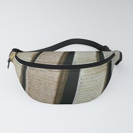 Old books 2 Fanny Pack