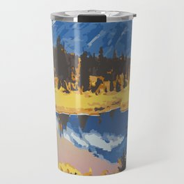 Kluane National Park and Reserve Travel Mug