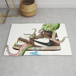 Travis x Octopus Monster Rug