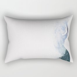 Inconspicuousness II  Rectangular Pillow
