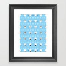 Polar Bears! Framed Art Print