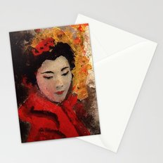 Disappointed Love Stationery Cards