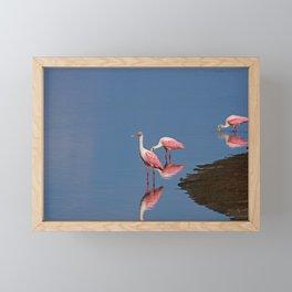 The Guide Framed Mini Art Print