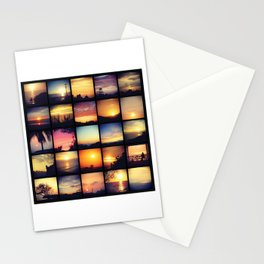 Atardeceres Stationery Cards