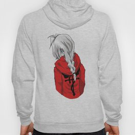 Edward Elric (don't forget 3.oct.11) Hoody