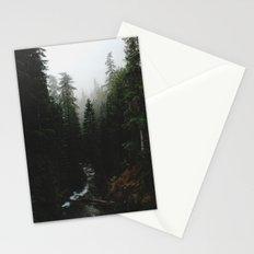 Rainier Creek Stationery Cards