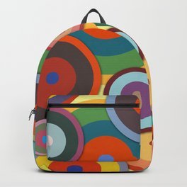Kandinsky #3 Backpack