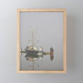 floating on air...... Framed Mini Art Print