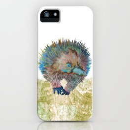 Echidna Explorer iPhone Case