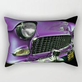 American Icon 1955 Chevy Rectangular Pillow