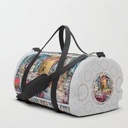 Times Square II Duffle Bag