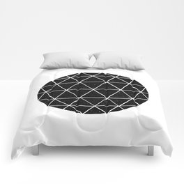 Geodesic Comforters