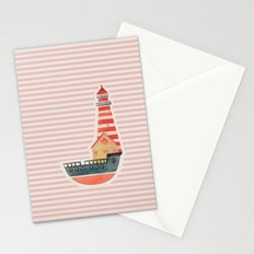 To The Land of Imagination Stationery Cards