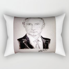 Putin Rectangular Pillow