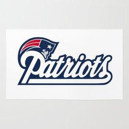 New England Patriotss Rug
