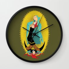 Virgin Olive Oyl Wall Clock