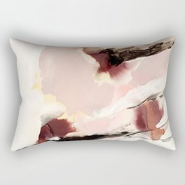 Day 19: The peace of minding your own business. Rectangular Pillow