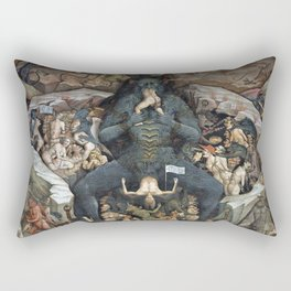 The Beast Rectangular Pillow