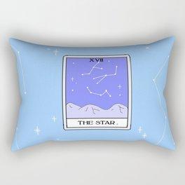 Star Tarot Rectangular Pillow