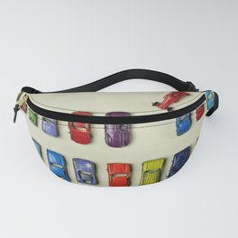 They Paved Paradise Fanny Pack