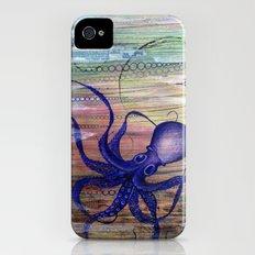 Toxic iPhone (4, 4s) Slim Case