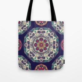 Colorful Mandala Pattern 007 Tote Bag