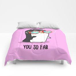 Fabulous Penguin Comforters