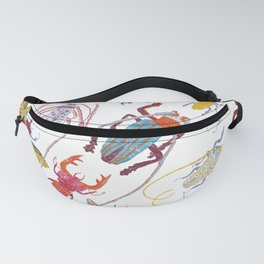 Stitches: Bugs Fanny Pack