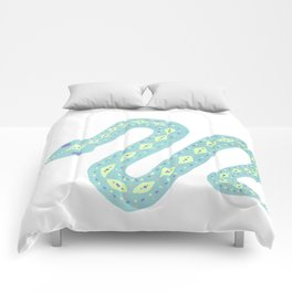 Candy Snake Comforters