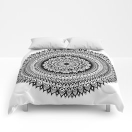Tribal Inspired Mandala B Comforters