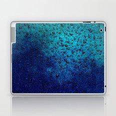Sea Green Blue Texture Laptop & iPad Skin
