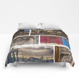 I LOVE EDINBURGH ! Comforters