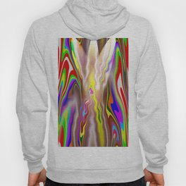 color curves Hoody