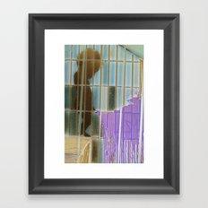 Carlito Framed Art Print