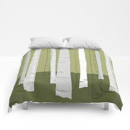 Quiet Birches Comforters