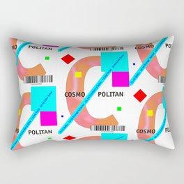 """Cocktail """"2nd C"""" - Cosmopolitan Rectangular Pillow"""
