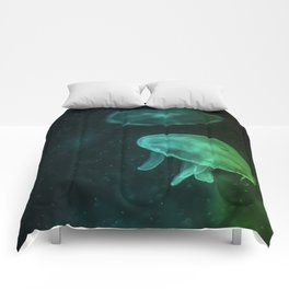 Sea Jelly Comforters