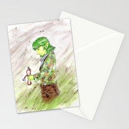 il medico di guerra Stationery Cards