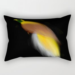 bird of paradise Rectangular Pillow