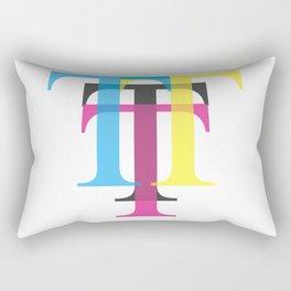 Times Rectangular Pillow